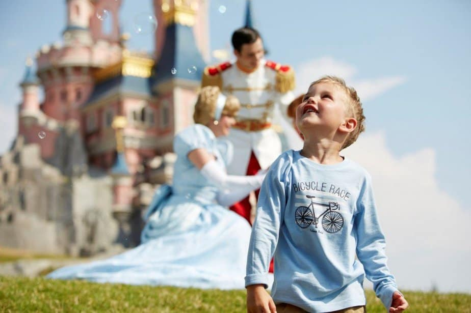 Why Disneyland Paris should be the number one summer holiday destination this year - Sleeping beauty castle - motherhooddiaries