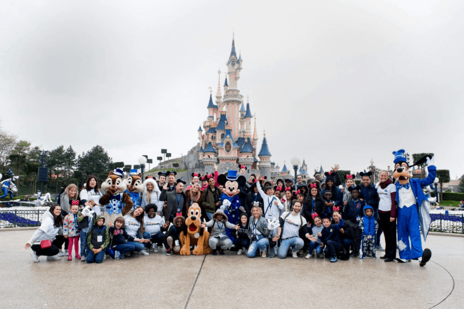 Why Disneyland Paris should be the number one summer holiday destination this year - celebrities