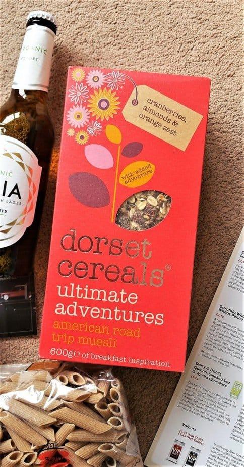 Dorset Cereals - April 2017 Degustabox Product Review - motherhooddiaries