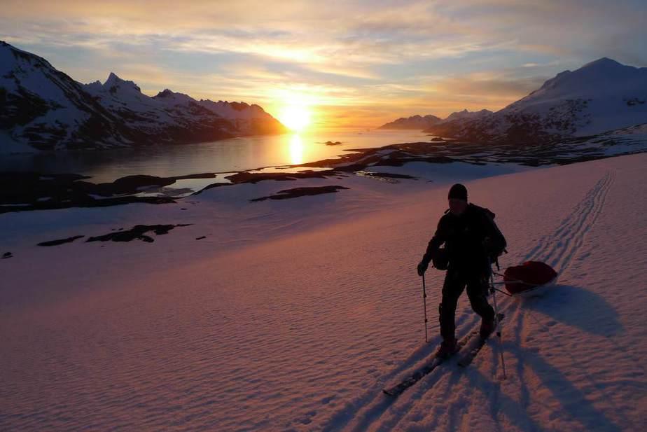 Ski Trekking Antarctica across the island of South Georgia, Antarctica - Oceanwide Expeditions - motherhooddiaries