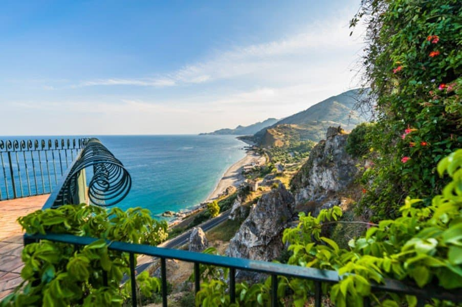 The views - 5 reasons why you should holiday in Sicily with the family this year - motherhooddiaries