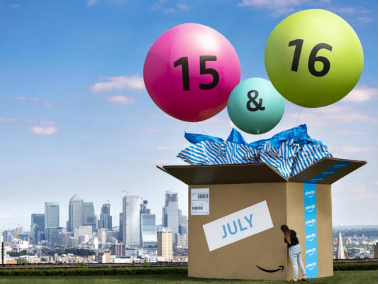 Amazon Prime Day 15th and 16th July