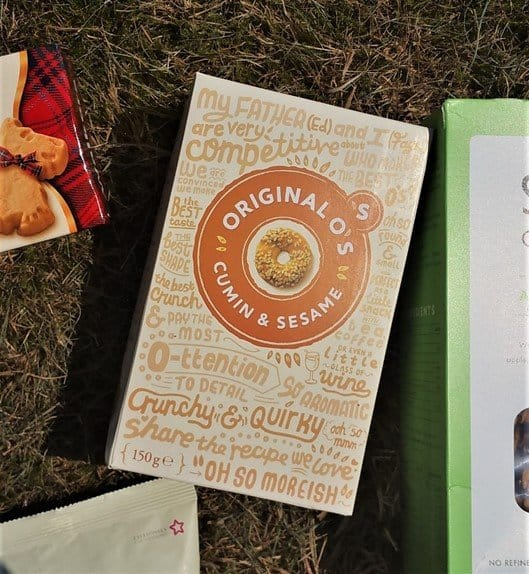 Originalos Cumin & Sesame - June BBQ Degustabox - motherhooddiaries