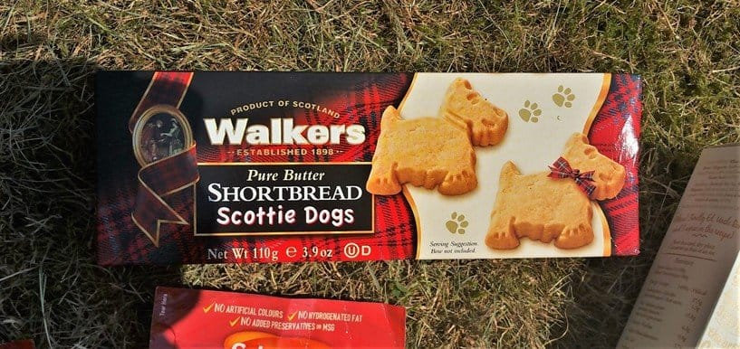 Walkers Shortbread Scottie Dog Biscuits - June BBQ Degustabox - motherhooddiaries