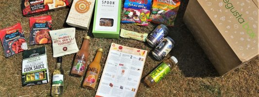 June BBQ Summer Degustabox Review - motherhooddiaries