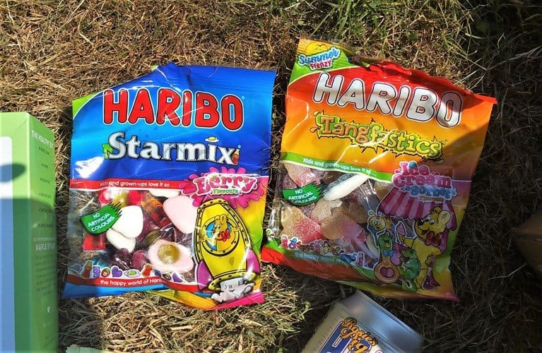 Haribo Starmix Berry and Tangfastics - June BBQ Degustabox - motherhooddiaries