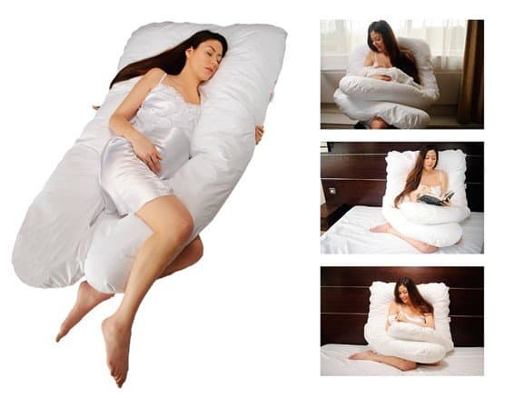 DreamGenii Maternity Support Pillow £22