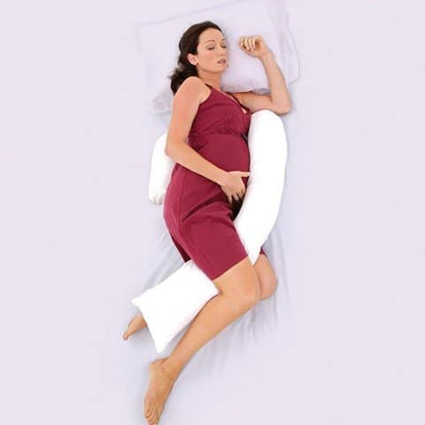 DreamGenii Maternity Support Pillow - motherhooddiaries