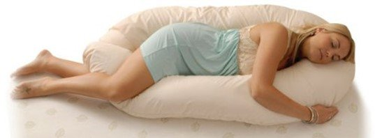 CosyDreams Exclusive U Shaped Pillow - motherhooddiaries