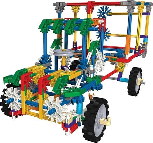 K'NEX Imagine Deluxe Building Set