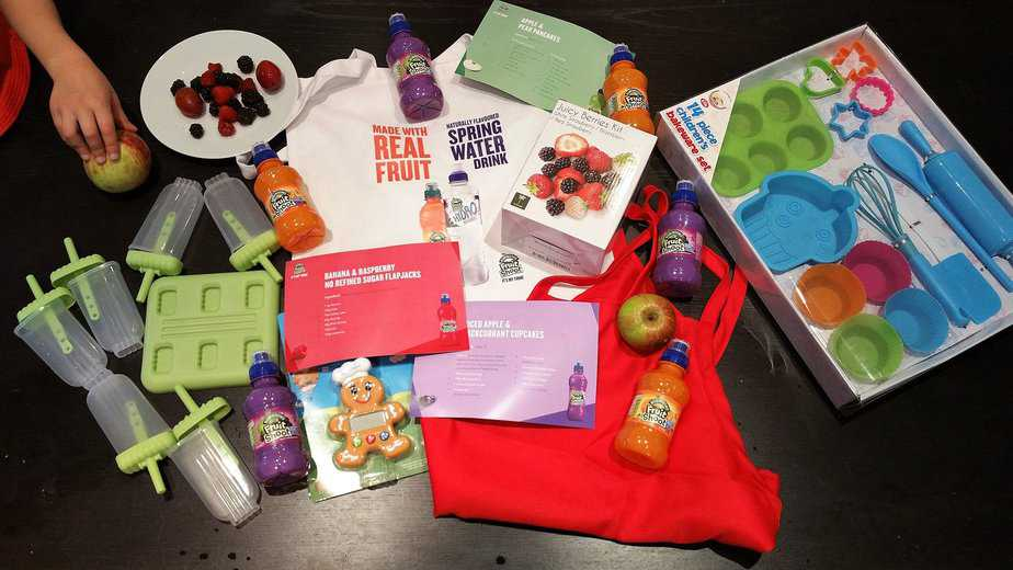 Our amazing goody bag - motherhooddiaries