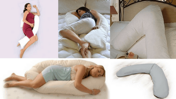 Best Pregnancy and Nursing Pillows