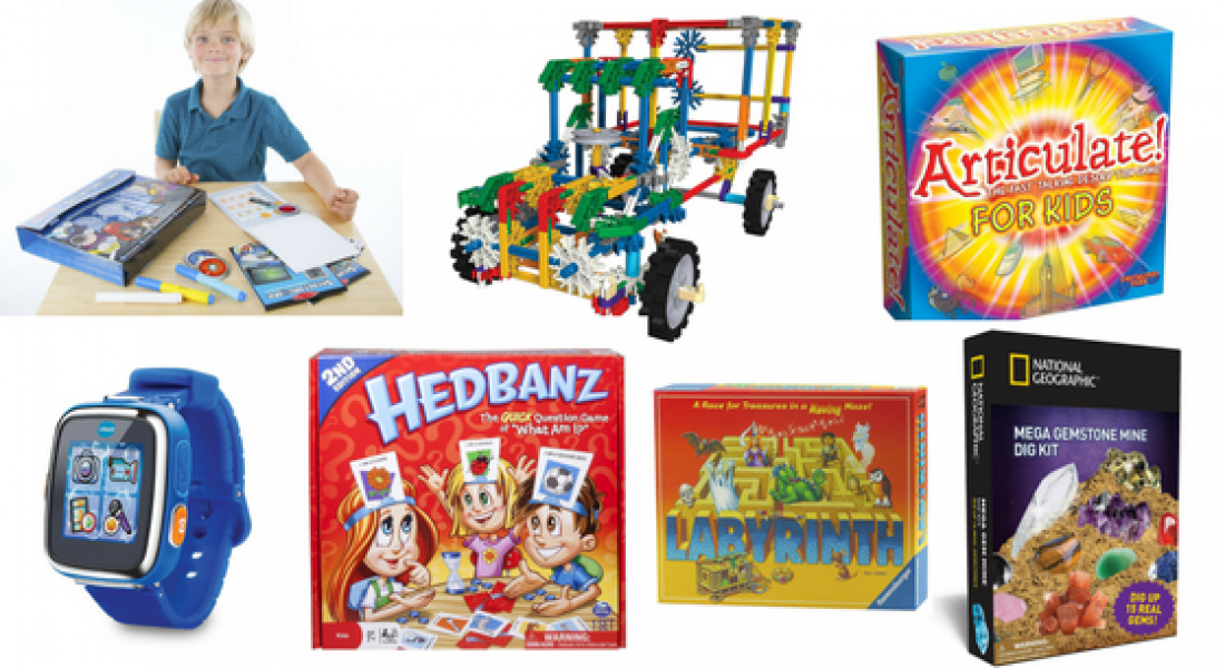 Top 10 best educational Christmas toys and gifts for 5 – 10-year olds 2017 - motherhooddiaries