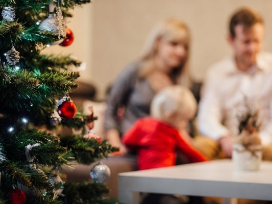 Five ways decorate your house this Christmas - motherhooddiaries