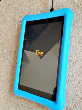 All new kindle fire