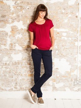 Supersoft Maternity Skinny Jeans