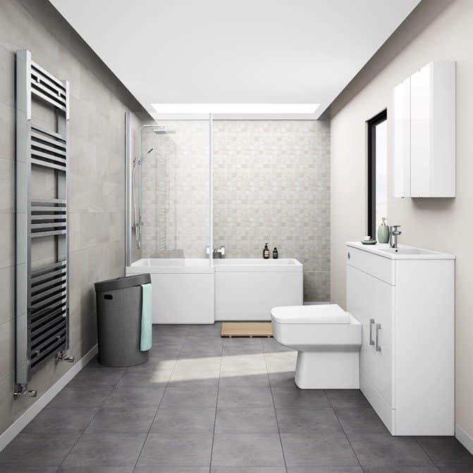Bathroom space-saving ideas