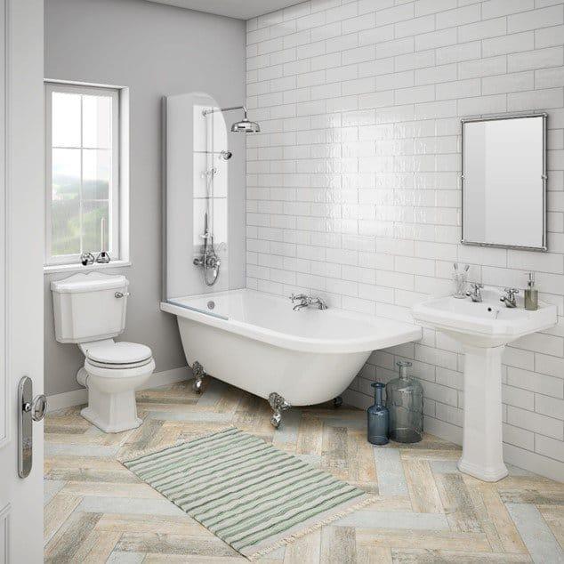 Soft Close Bathroom Suite