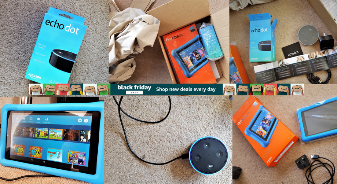 Amazon Black Friday - What's in your gift list motherhooddiaries