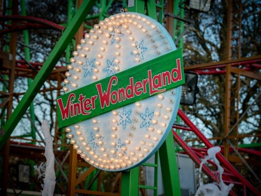 Have you visited Winter Wonderland yet?