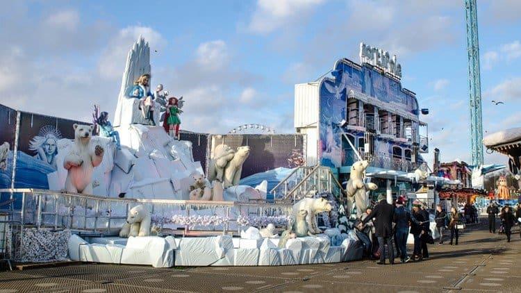 Winter Wonderland captures the magic of Christmas