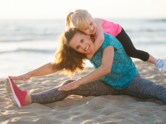 Three ways you can fit exercise and relaxation into your hectic lifestyle - motherhooddiaries