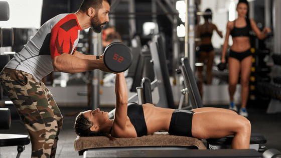 Sign up for an online personal trainer