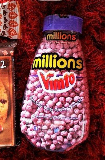 Vimto Millions Gift Jar