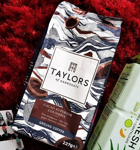 Taylors of Harrogate Ground Coffees