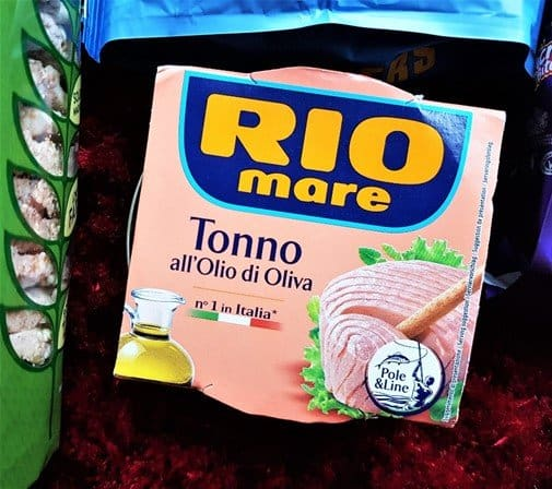Rio Mare Tuna in Olive Oil