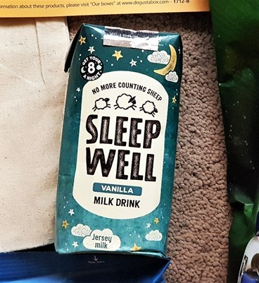 Sleep Well Milk