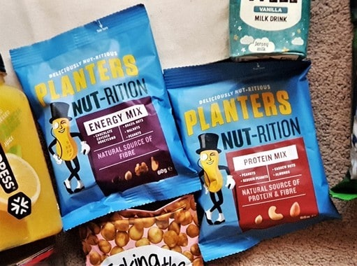 Planters Peanuts Nut-Rition