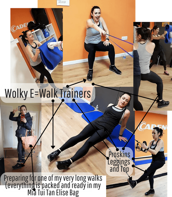 Proskins, Wolky activewear
