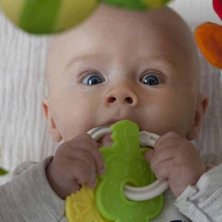 Benefits of a baby rattle