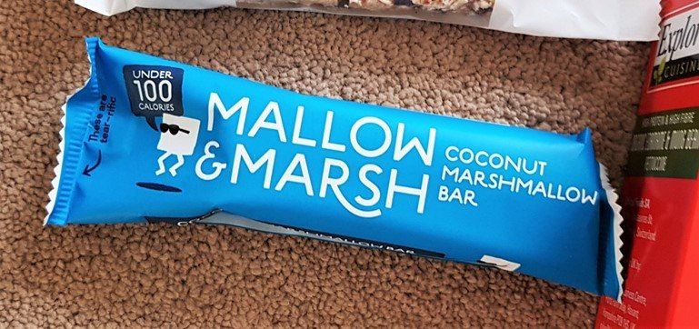 Mallow & Marsh – Coconut Marshmallow Bar