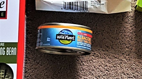 Wild Planet Foods – Albacore Wild Tuna Steaks – No Salt Added
