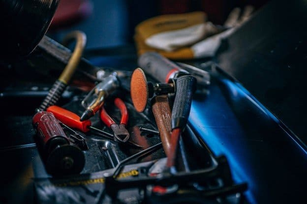 Family car repairs that you can do yourself - toolkit