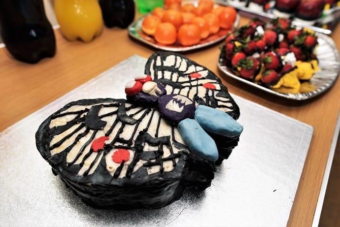 Pokemon butterfree cake