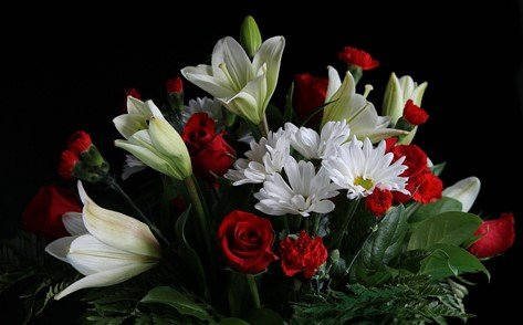 Flower arrangements funeral