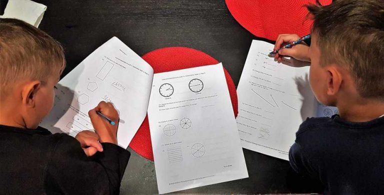 Exam Papers Plus Kids worksheets