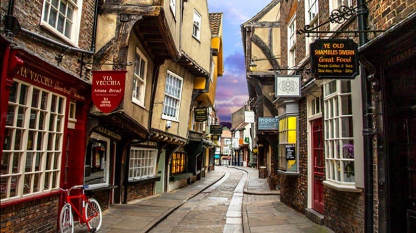Spend 48 hours in York