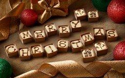 Merry Christmas Truffles THorntons