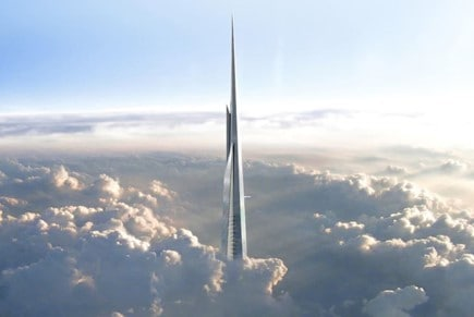 The tallest, smallest and largest buildings in the world – Dubai, China and Sao Paulo