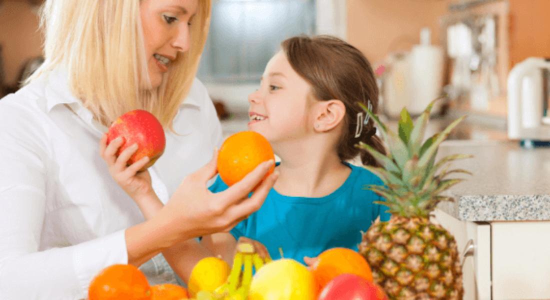 Organic food for babies