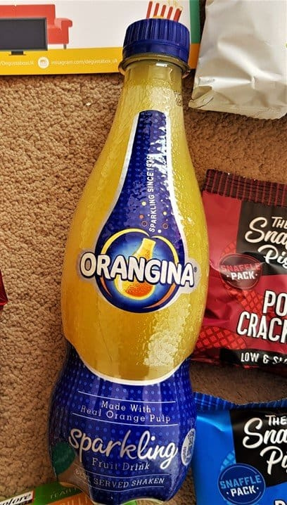 Orangina Original - £1.30