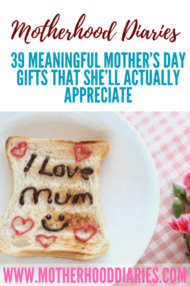 39 meaningful Mother's Day gifts that she'll actually appreciate
