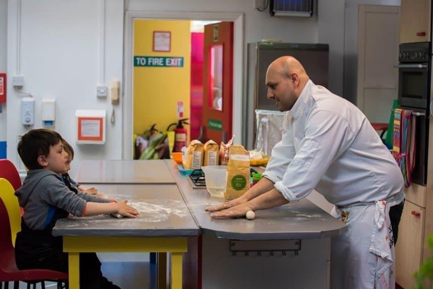 Chef John Kids Cookery School