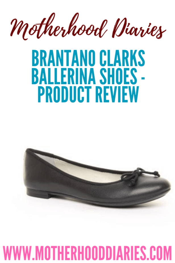 Brantano Clarks Ballerina Shoes - Product Review