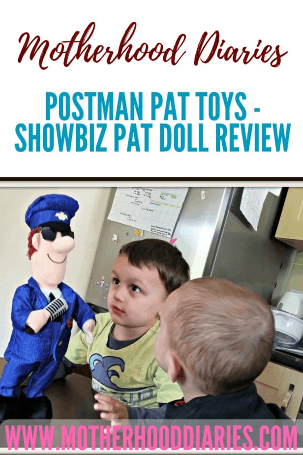 Postman Pat Toys - Showbiz Pat Doll Review