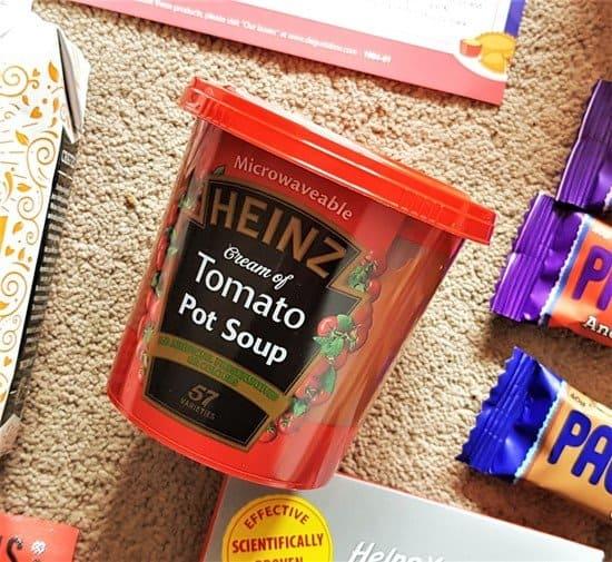 Heinz Cream of Tomato Pot Soup - £1.19